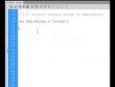 24 ActionScript 3.0 - Rezerve Edilmiş Değişkenler