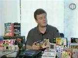 Денди Новая Реальность_ телеканал ОРТ, 5 выпуск [14 июля 1995]