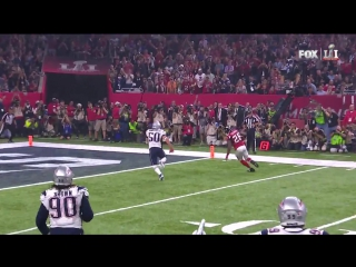 Patriots vs. Falcons Super Bowl 51.