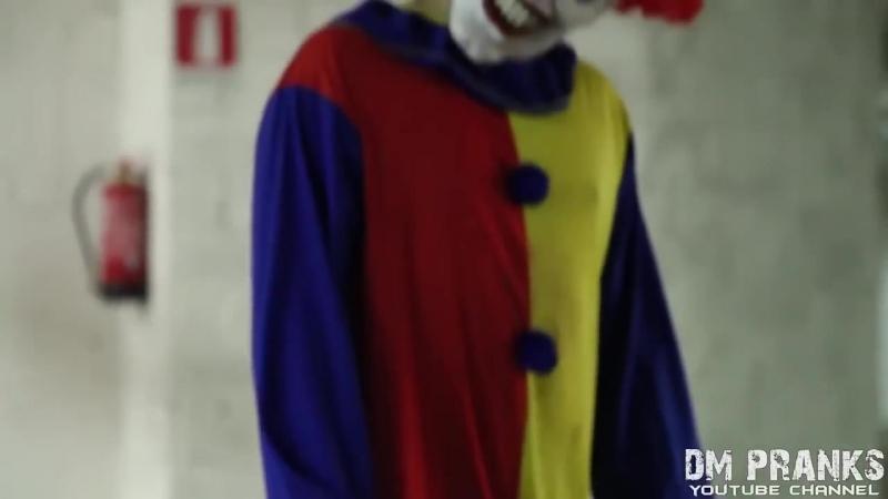 Клоуны пранк (2)