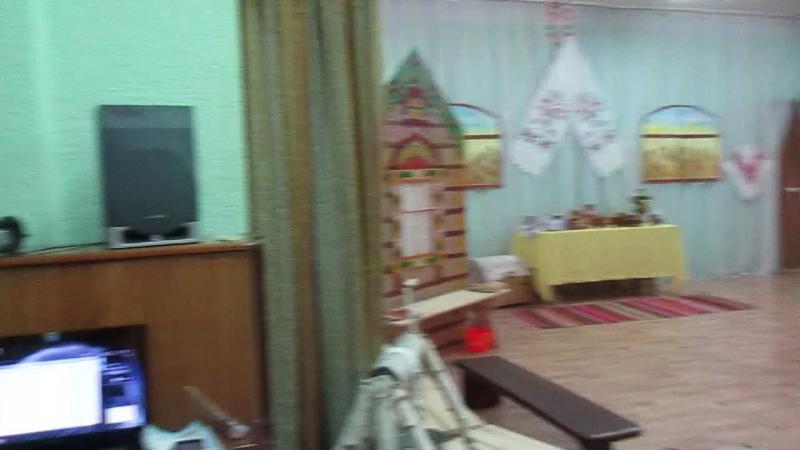 MVI_8407мастер-класс Праздник русского дома в БДОУ г. Омска Детский сад № 317 19.10.17