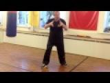 Спираль в тайцзи-цюань. (Упражнение  6). Движение Ян и Инь по кругу.