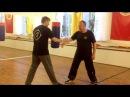 Спираль в тайцзи-цюань. (Упражнение 8). Движение Ян и Инь по кругу. Парные упражн