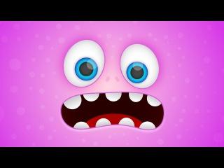 Fun Vector Monster Face Illustrator Tutorial