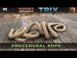 VMT 021 - HOUDINI - Procedural Rope