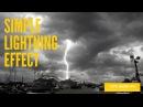 Nuke Tutorial - Create simple lightning