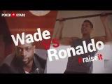 Dwyane Wade vs. Cristiano Ronaldo - Exercise Challenge | RaiseIt
