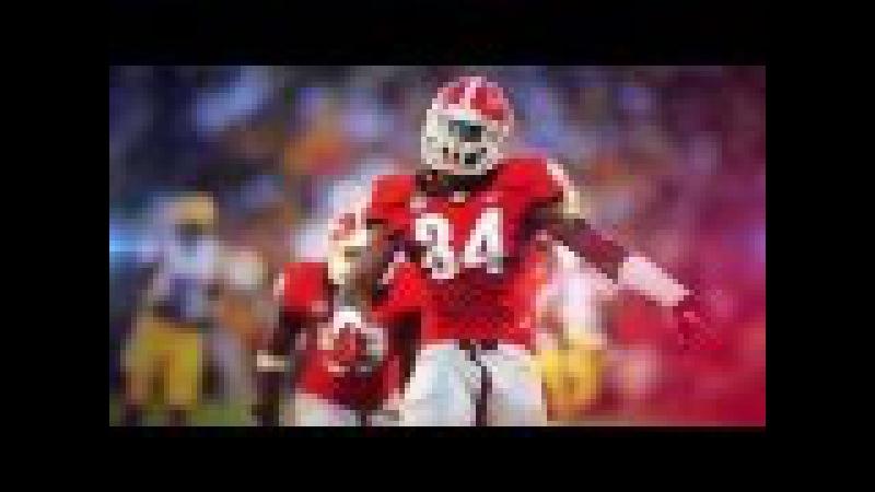 Leonard Floyd Nation's Best Linebacker Georgia Highlights