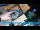 Niva Chevrolet Генератор - самая частая проблема