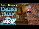 How To Build A Cruise Ship :: Minecraft :: E20 :: Z One N Only