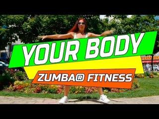 Christina Aguilera - Your Body (DJ Kue Remix)   Zumba Fitness   WARM UP