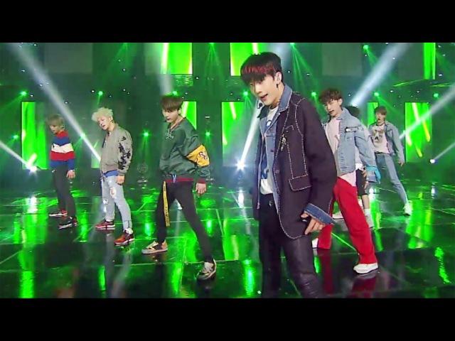 《Debut Stage》 MVP - Take It (선택해) @인기가요 Inkigayo 20170326