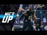 Best Mic'd Up Sounds of Week 4, 2017  Sound FX  NFL Films