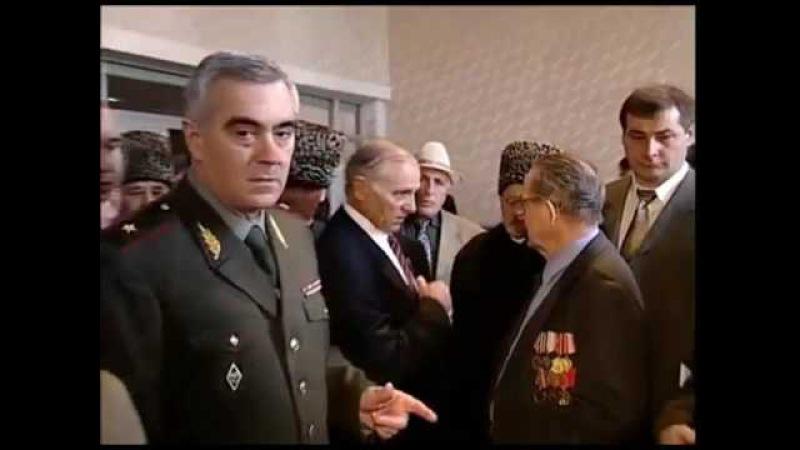 Ингушетия. Ингуши ждут Народного Президента Республики Ингушетия.Мурата Магометовича Зязикова(Амин)