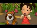 Английский язык для малышей Мяу Мяу сборник серий 11 15 серии учим английский