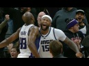 Обзор НБА Сакраменто Кингз – Чикаго Буллз 07.02.17