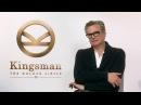 Kingsman: The Golden Circle: Colin Firth Harry Hart/Former Agent Galahad