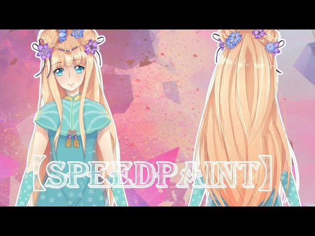 【Speedpaint】- Commission