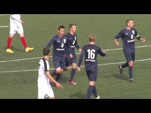 ФК Энэргетык-БДУ (Мінск) - ФК Белшына 3 - 1 (22-тур)