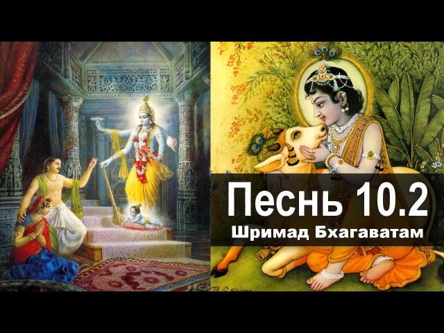 ❖ ВЕДЫ ❖ Шримад Бхагаватам Песнь 10 Часть II Summum Bonum Высшее Благо аудиокнига