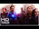 AVENGERS: INFINITY WAR - Trailer 1 [HD] -(2018 Movie) Marvel Studios. FanMade.