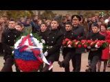 В честь годовщины начала второй обороны в Севастополе провели мемориальный час