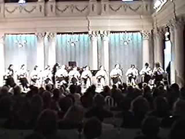 Р.Глиэр Романс, Брамс Венгерский танец №7 Johannes Brahms Ungarischer Tanz Nr7