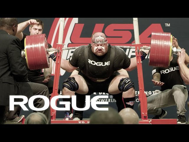 The 2017 Arnold Sports Festival - Rogue Powerlifting 4K