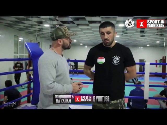 Муборакшо Муборакшоев-один из лучших таджикских бойцов Ин шаа АЛЛАХ в конце 2017 в...