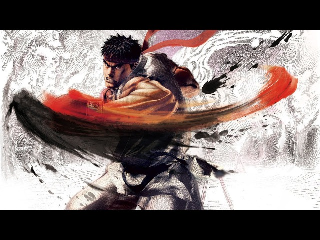Street Fighter 4 -Bea$t -Eternal_Fight [Клип участник конкурса Хиган 2010]