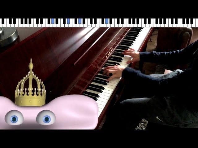 Potato Knishes (Piano Cover)