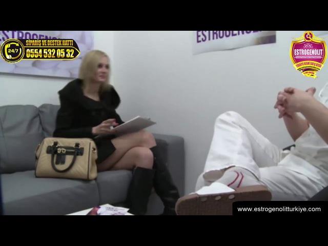 Hapın etkisiyle Doktora Veren bayan Türkçe - Altyazılı - HD