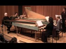 J.S. Bach, Concerto pour quatre clavecins en la mineur