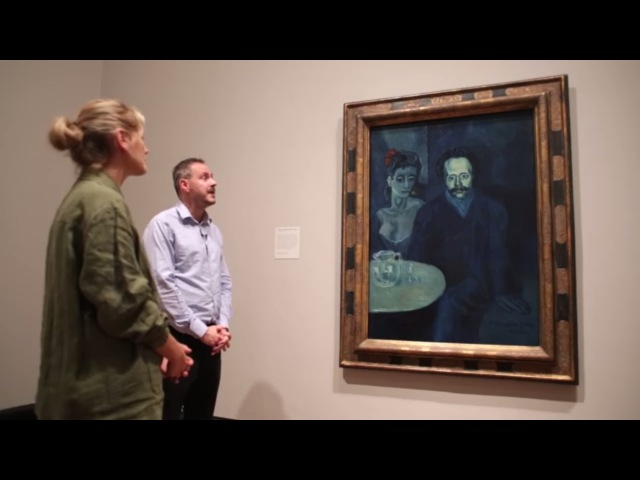 Picasso Portraits at The National Portrait Gallery on The Art Channel