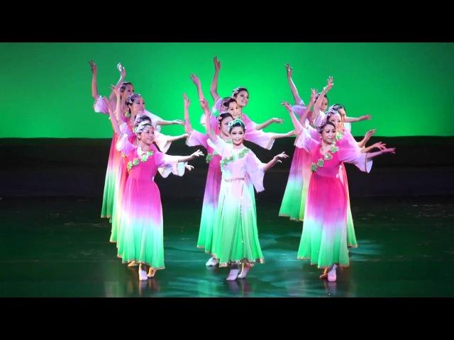 《茉莉花》(舞蹈) Jasmine Blossoms (Dance)