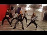 Bruk Out - Chuckie &amp Childsplay (feat. Alkaline) by Alina Savelyeva - Dancehall RaiSky Live
