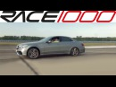 Mercedes E63 S 4matic (670hp) vs. Porsche 997 Turbo (550hp) - DRAG RACE