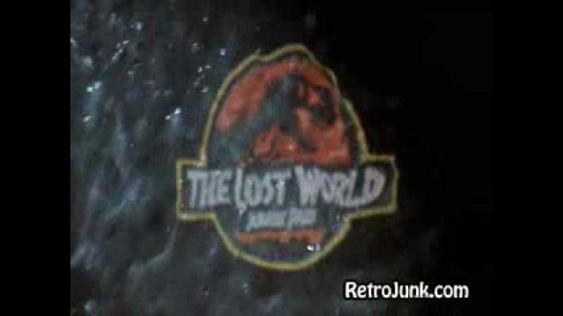 The Lost World Jurassic Park (1997) Teaser Trailer