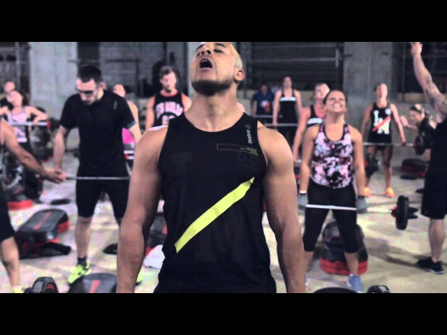 Les Mills GRIT™ Think you can handle this