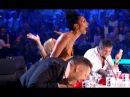 ROFL! Golden Buzzer Comedian Makes Judges Can't Stop LAUGHING! | Semi Final 5 | BGT 2017