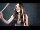 DISTURBED - THE LIGHT - DRUM COVER BY MEYTAL COHEN