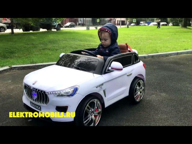 Детский электромобиль Мазерати E007KX