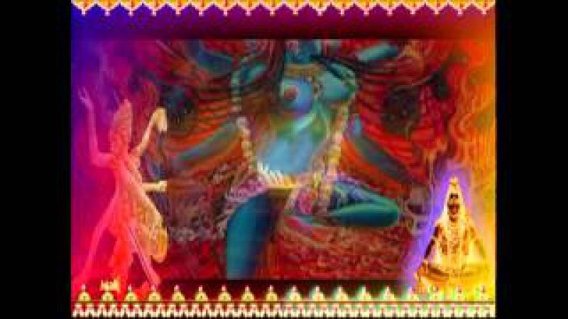 Bhadra Kaali Tandava Stotram.