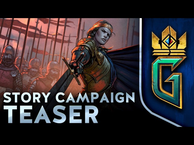 GWENT Thronebreaker | STORY CAMPAIGN TEASER