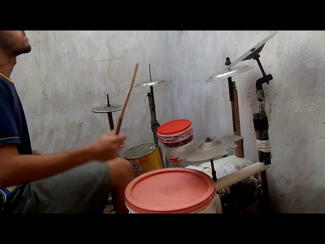 System of a Down - Chop Suey Drum Cover by Pedro