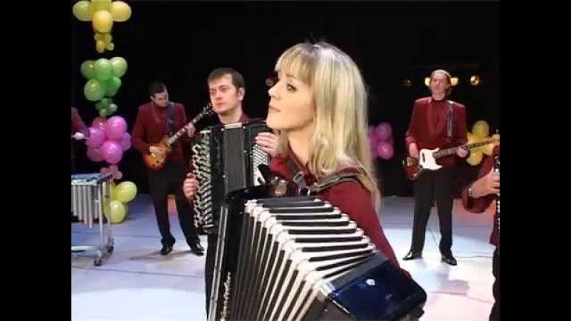 Тагильские гармоники - Вальсирующий аккордеон (Р. Бажилин)