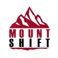Логотип MountShift / Походы выходного дня / Тюмень
