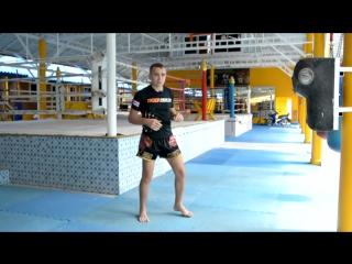 Урок 56: Удары локтем в Тайском Боксе - Обучение, техника, практика  / ufcall