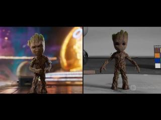 Стражи Галактики. Часть 2 / Guardians of the Galaxy Vol. 2.Спецэффекты (2017) [1080p]