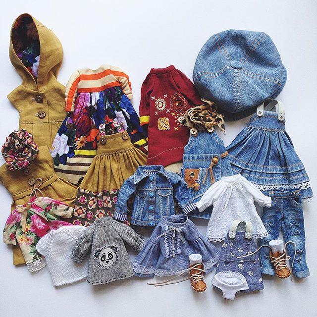 одежда для кукол авторская